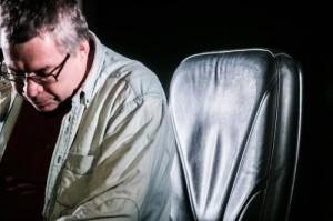 Peeter Sauter on öelnud, et laval rollis tuleb lihtsalt elada ja olla, ei mingit mängimist.