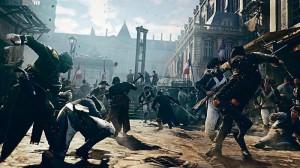 """""""Unity"""" ehk """"Ühtsus"""" laseb huvilistel avastada Suure Prantsuse revolutsiooni kaosesse mattunud Pariisi.        Internet"""