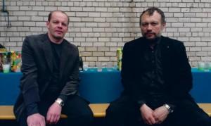 Juhan (Hendrik Toompere jr) ja Jaan (Toomik).