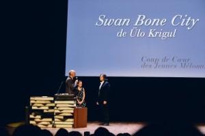 30. septembril võttis Ülo Krigul Monte Carlo Ooperi laval vastu maineka muusikaauhinna.