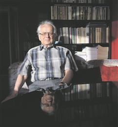 70aastast Rahvusmeeskoori 26 aastat juhatanud Kuno Areng alustas seal lauljana Gustav Ernesaksa käe all.