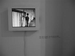 """Kiwa videos """"Pooleli töö"""" (""""Work in Progress"""") seotakse grafiti tegemine rituaalsuse ja meditatiivsusega."""