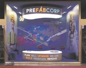 Paneelmajade konstruktsioonimonopol Prefab Corp.