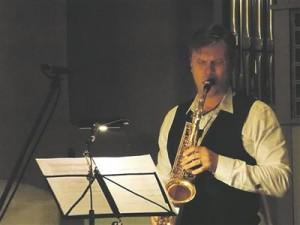 Virgo Veldi saksofon on täiesti muinasjutulise kõlaga.