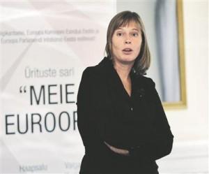 """Kersti Kaljulaid: """"Sotsiaalne mobiilsus ei tohi Eestis väheneda. Haridus peab olema jõukohane ja kättesaadav, ühtegi teist instrumenti ma ei näe."""""""
