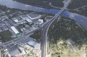 Rail Balticu reisiterminali ala Pärnus.