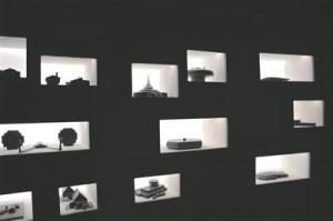 """Näitus """"Arktiline kohanemine"""".  Lateral Office, 2014."""
