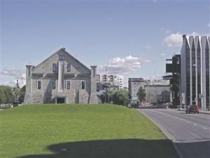 Rotermanni soolaladu, Eesti Arhitektuurimuuseum.
