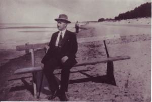 Eduard Vilde Narva - Jõesuus 1925.