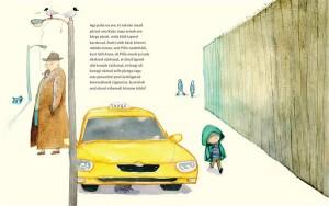 """Suhteliselt klassikalist lastekirjanduse rada kulgevate teoste kõrval on ka neid, mis püüavad piire nihutada ja tekitavad küsimusi,  näiteks Indrek Kofi """"Koju"""". Raamatu on illustreerinud"""
