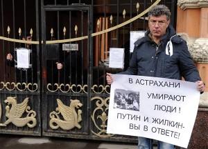 """Boriss Nemtsov: """"Venemaa peamine poliitika – see on etendus."""""""