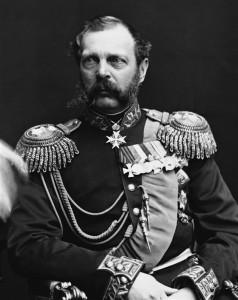 Venemaa keiser Aleksandr II
