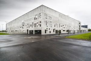 Tondiraba jäähall Tallinnas