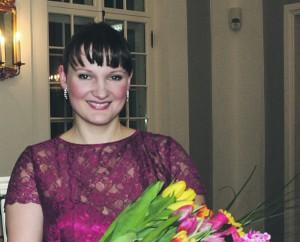 Katrin Targo andis hiljuti Tallinnas kaks kontserti.