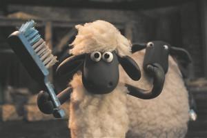 """Looja Nick Parki sõnul on lammas Shaun globaalselt edukas, kuna ta on """"väike, nunnu, süütu ja kangelaslik""""."""