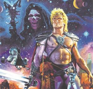 """Meest võib kaunistada nii üllas keep ... Filmi """"Universumi valitsejad"""" plakat"""