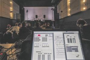 """""""Osaluskontsertide"""" sarja viies kontsert """"Kuula!"""" 30.märtsil kinokohviku Sinilind saalis."""