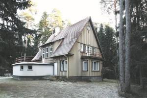 Keila-Joa suvila nr 2 (1935) tänapäeval.