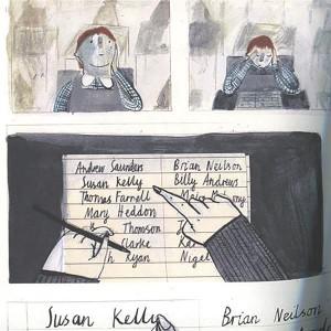 Bologna messi illustraatorite näituse peapreemia pälvis Maisie Shearring Ühendkuningriigist.