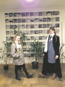 """Rejkyavíki nüüdiskunsti festivali """"Sequences"""" ehk """"Read"""" kuraatorid Edda Kristin Sigurjónsdóttir ja Edda Halldórsdóttir on veendunud, et tuleb lihtsalt jätkata selle tegemist, mis meeldib ja oluline tundub, küll siis tuleb ka tunnustus."""