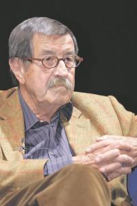 Günter Grass  16. X 1927 – 13. IV 2015