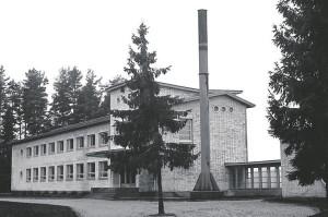 Limnoloogiajaam 1964. aasta paiku.