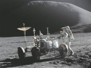 Ameerika astronaut James Irwin suri teadmisega, et Kuul käimine on lihtsam kui Noa laeva leidmine.