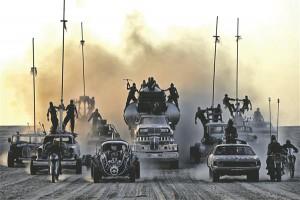 """Uues """"Mad Maxis"""" võib näha nii hirmuäratavaid sõjamasinaid  kui ka meeldejäävaid tegelaskujusid."""