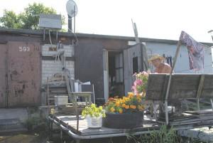 Paadigaraažidest saab hooajaliselt suvila.