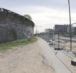 Kultuurikilomeetri hävitamine on kahjuks järjekordne valus näide  linna vaheruumide likvideerimisest.