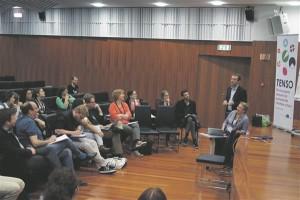 Tenso konverentsi ettekanded ja seminarid läksid sujuvalt üle elavaks aruteluks,  mida soosis perekondlik õhkkond.
