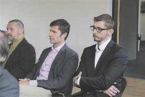 Armin Kõomägi ja Märt Laur