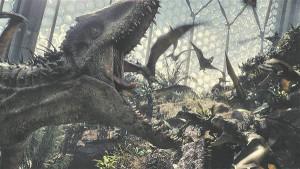 Megasaurused võitlevad koha eest toiduahela tipus ...