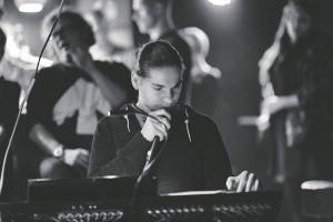 Kompositsiooniosakonna ainus cum laude lõpetaja oli helirežii magistrant  Joonas Murand.