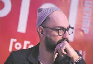 Gogoli keskuse kunstiline juht Kirill Serebrennikov.