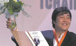 Üllatus oli grand prix, mille teenis meesvokalistide kuld, mongoolia bariton Ariunbaatar Ganbaatar.