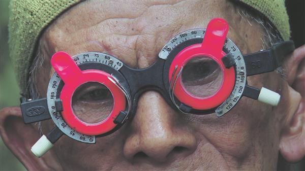 """Joshua Oppenheimeri """"Vaikuse nägu"""" on maailma tippdokk, mille näitamistingimused jätsid Pärnus soovida."""