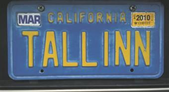 Alar Kivilo. Los Angeles, California. Foto, 2009.