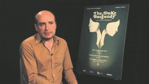 "Peter Stricklandi ""Burgundia hertsog"" linastub Tartus filmifestivalil tARTuFF  7. augusti südaööl."