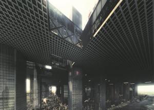 Arhitekt ja renderdaja Eric de Broche des Combes'i visioon tuleviku New Yorgist.