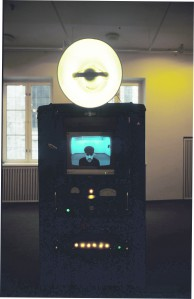 Mart Viljus. Must subjekt. 1994.