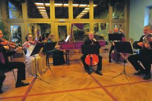 Rannapi klavessiinikontserdi maailmaesiettekannet 23. juulil Kõue mõisas.