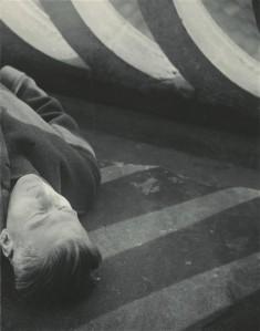 Jaromír Funke (1896–1945). Detail ja inimene (Eugen Wiškovský portree). 1926.