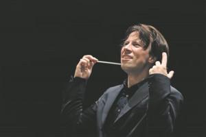 Kesk-Saksa Raadio (MDR) orkestri peadirigent Kristjan Järvi.