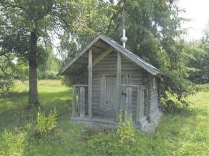 Eesti poolele jäävatest kabelitest on kõige väiksem Meldova tsässon.