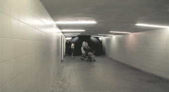Flo Kasearu, Andra Aaloe, Aet Ader, Grete Soosalu, Kaarel Künnap. O. Installatsioon linnaruumis. 2011.