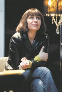 """Marina Davõdova: """"Nii või teisiti ei ole kunstnikule kõik lubatud. Olemas on kriminaalkoodeks."""""""