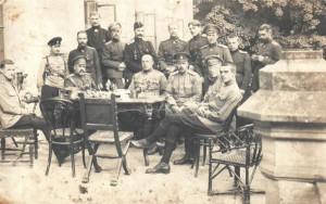 Esimese maailmasõja päevil Tartumaal.