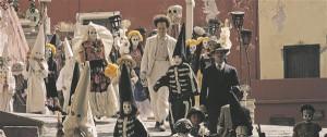 """""""Eisenstein Guanajuatos"""" tundub lisavat hoogu viimasel ajal Greenawayle tehtud kriitikale, et vorm on tema filmides sisu üle liigselt võimust võtnud."""