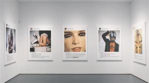 """Richard Prince'i seeria """"Uued portreed"""" (2014) kujundid on võetud fotode jagamise ja suhtlusvõrgustikust Instagram."""